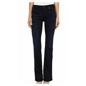 7 For All Mankind Kimmie Slim  Bootcut Jeans